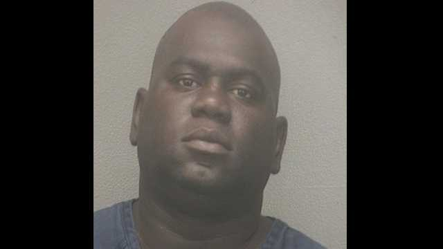 Reginald Johnson is accused of exposing himself at a school bus stop and masturbating in front of a 14-year-old girl.