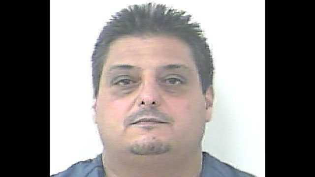 Daniel Graz is accused of growing and selling marijuana out of his home in Port St. Lucie.