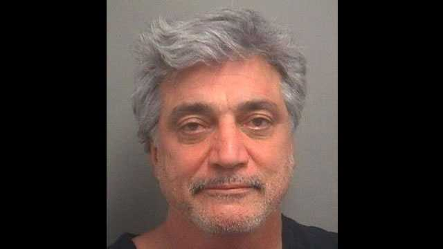 Ronald Zirino is accused of turning off the pilot lights at a Wellington restaurant, leading the owner to believe there was a gas leak.