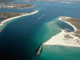 18. Panama City Beach