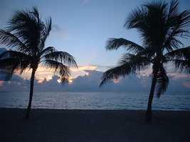 21. Fort Lauderdale Beach