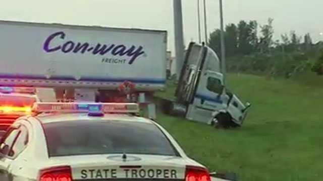 Turnpike Crash