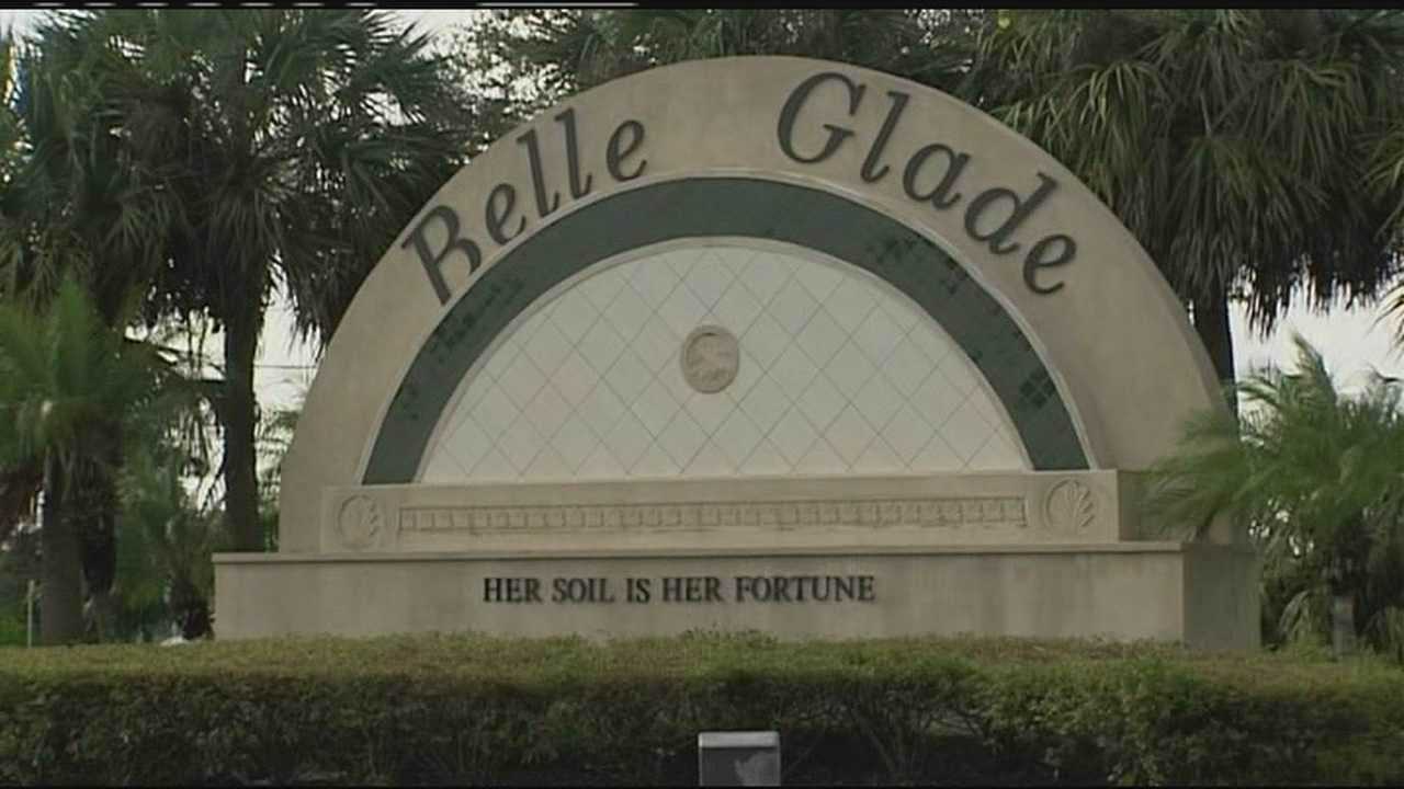The Palm Beach County Sheriff's Office is using new technology to help fight crime in Belle Glade.