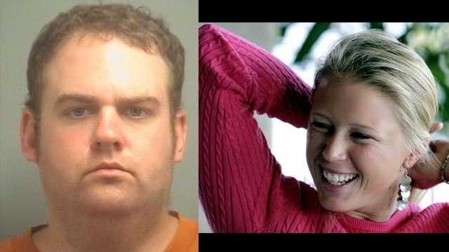 Alexander Berger is accused of trying to enter the country club where golfer Morgan Pressel (seen here in this 2005 AP photo) lives.