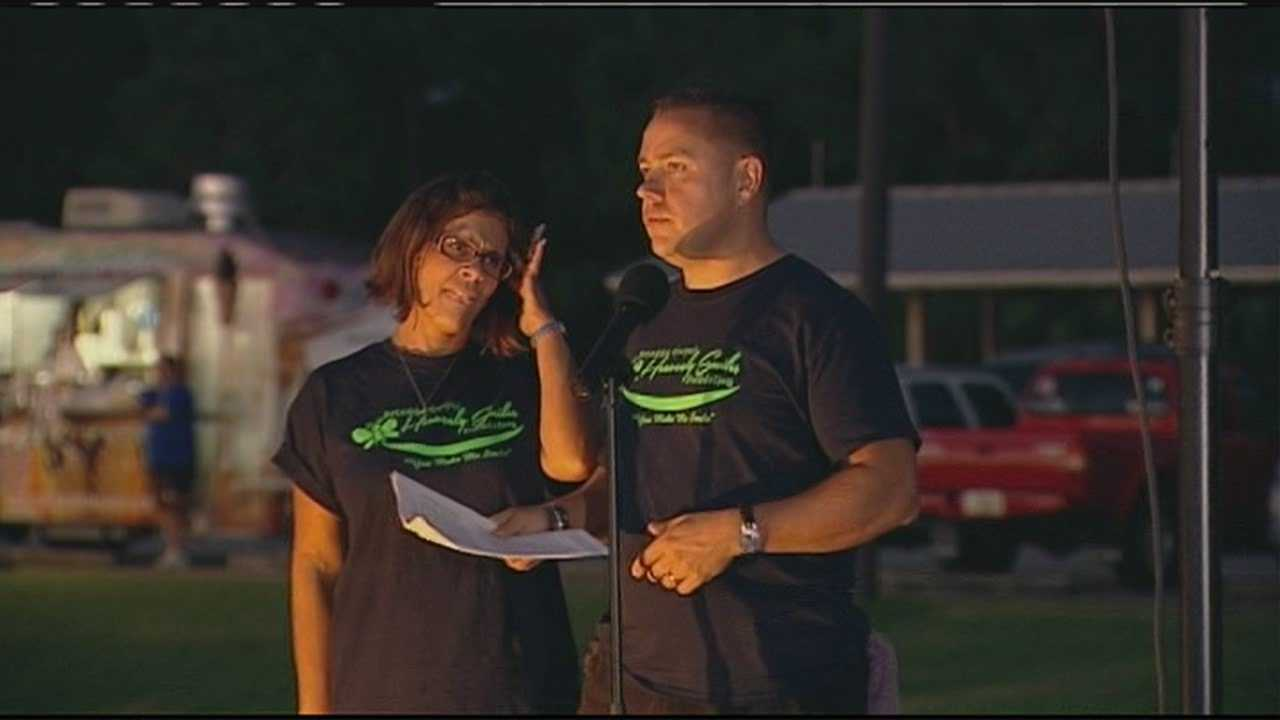 Parents of girl killed in 2010 crash hope to help others dealing with tragedy