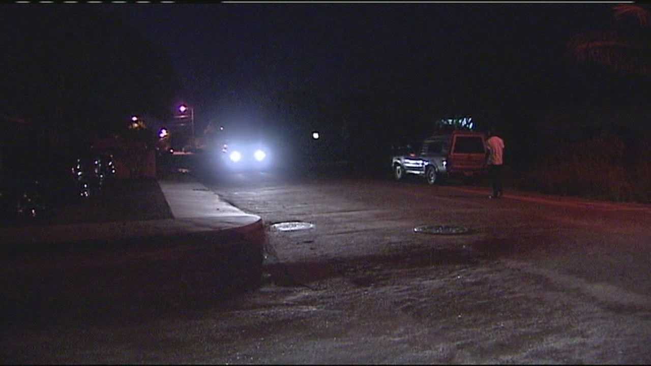Toddler struck by SUV