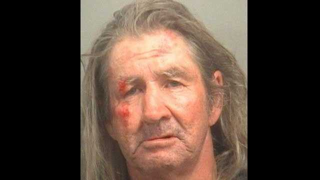 Wayne Ball faces charges of assault on a law enforcement officer and resisting arrest with violence.