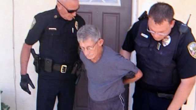 Daniel Stoner arrested
