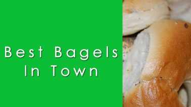 We asked and you answered, South Florida. Here they are, the top bagel joints according to our Facebook fans.