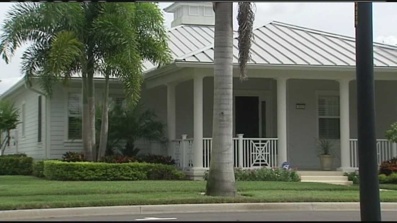 Recent housing numbers show that single-family home sales are surging in Palm Beach County.
