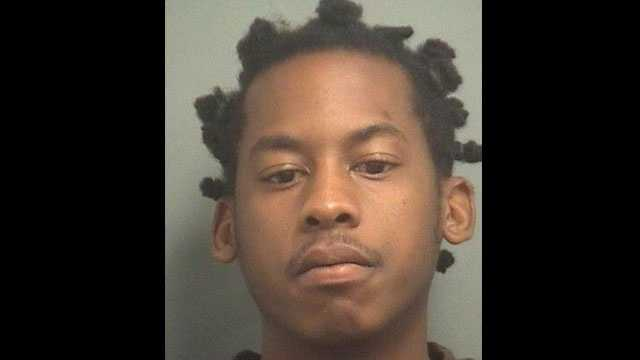 Tyrell Deronville is accused of shooting Gary Colt and Michael Parker in Lake Worth.