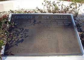 11. New College of Florida (enrollment 845) - One violent crime, 27 property crimes for a total of 28 offenses