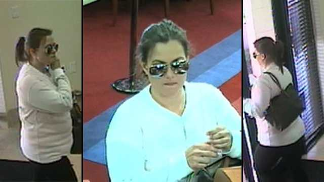 Bespectacled Bandit Bank Robber
