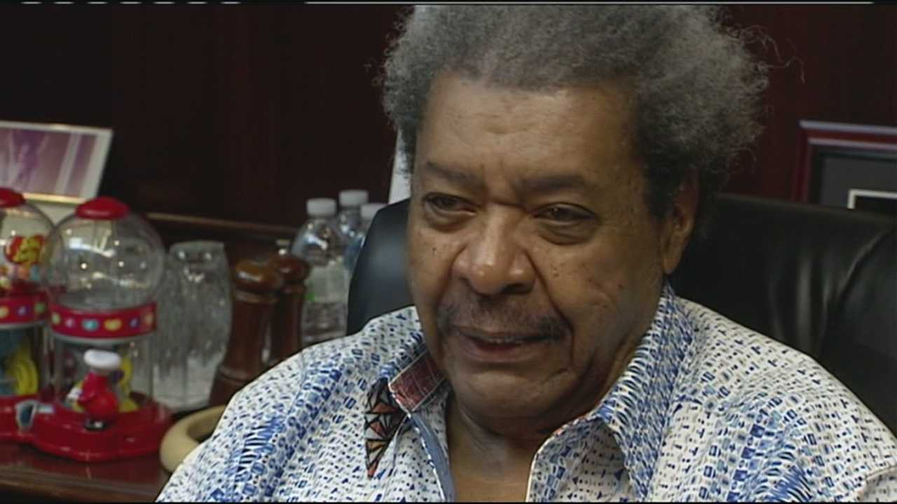 Legendary boxing promoter Don King told WPBF 25 News' Ari Hait on Friday that even in death, Nelson Mandela's lessons will live on.