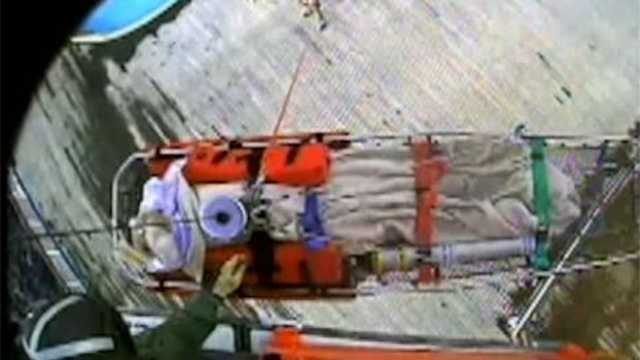 Woman Rescued From Carnival Cruise Ship