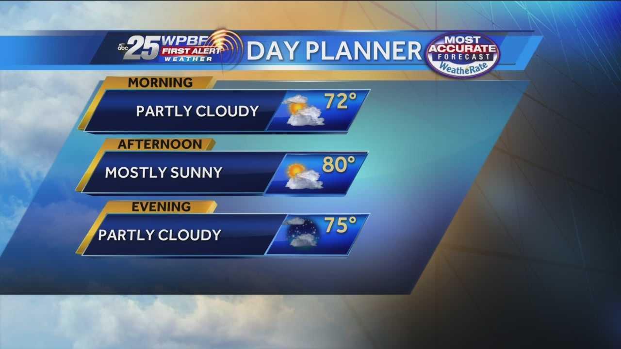 Friday Morning First Alert Forecast Dec. 20