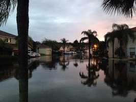 Twitter user @clayclifton sent this one in from Boynton Beach