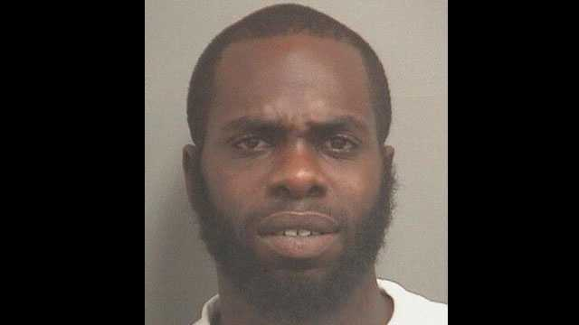 Jonathan Collins is accused of shooting another man at Pahokee Liquors in December.