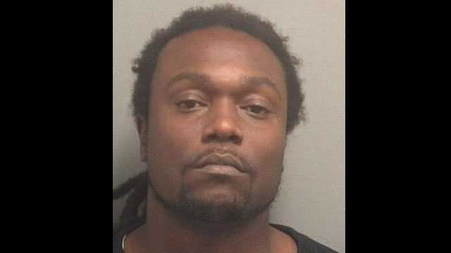 Correy Williams is accused of fatally shooting Chris Weary in the parking lot of a Travelodge motel in Riviera Beach.