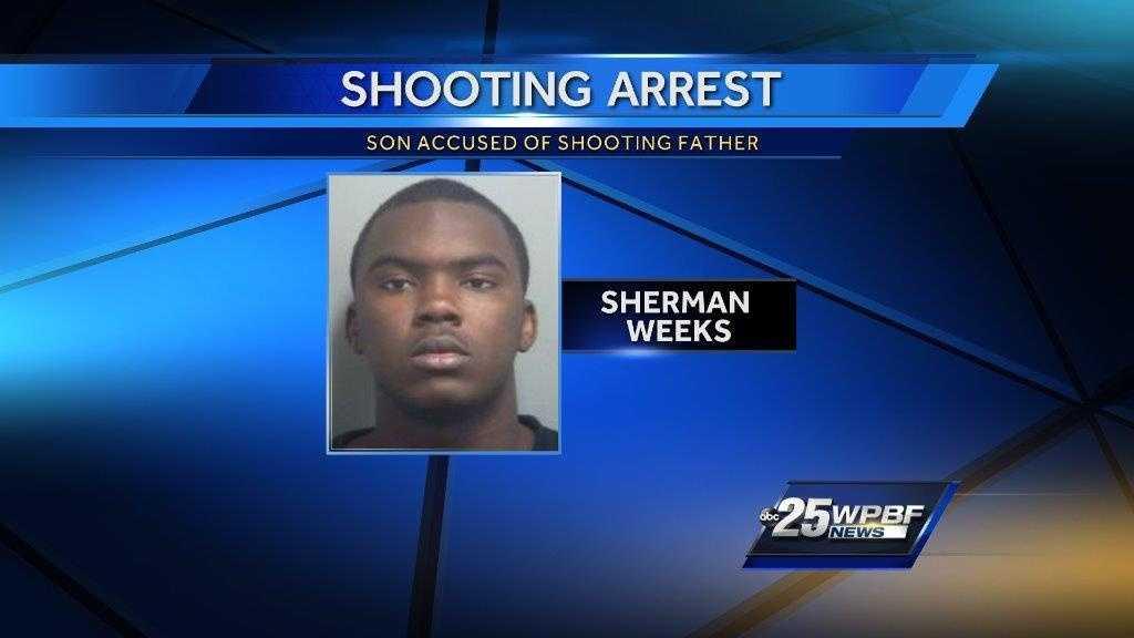 Sherman Weeks shooting arrest