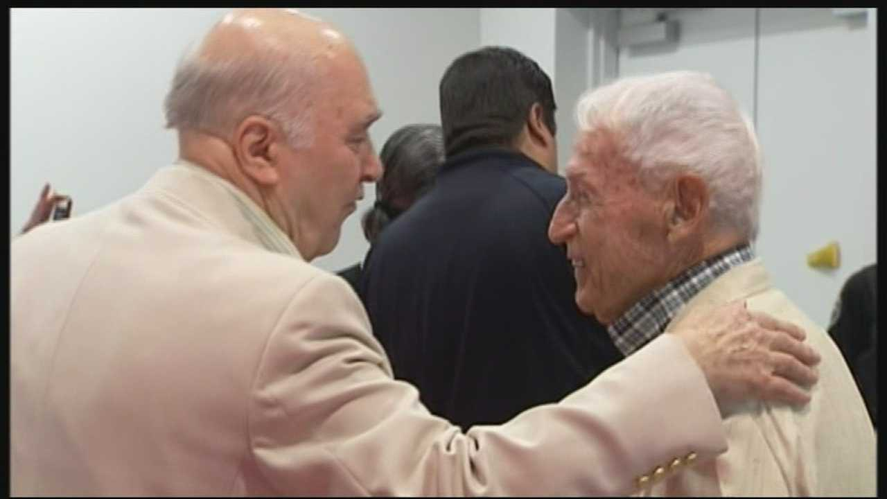 Al Scheinberg and Sam Iselin have a combined 196 years of life experience.