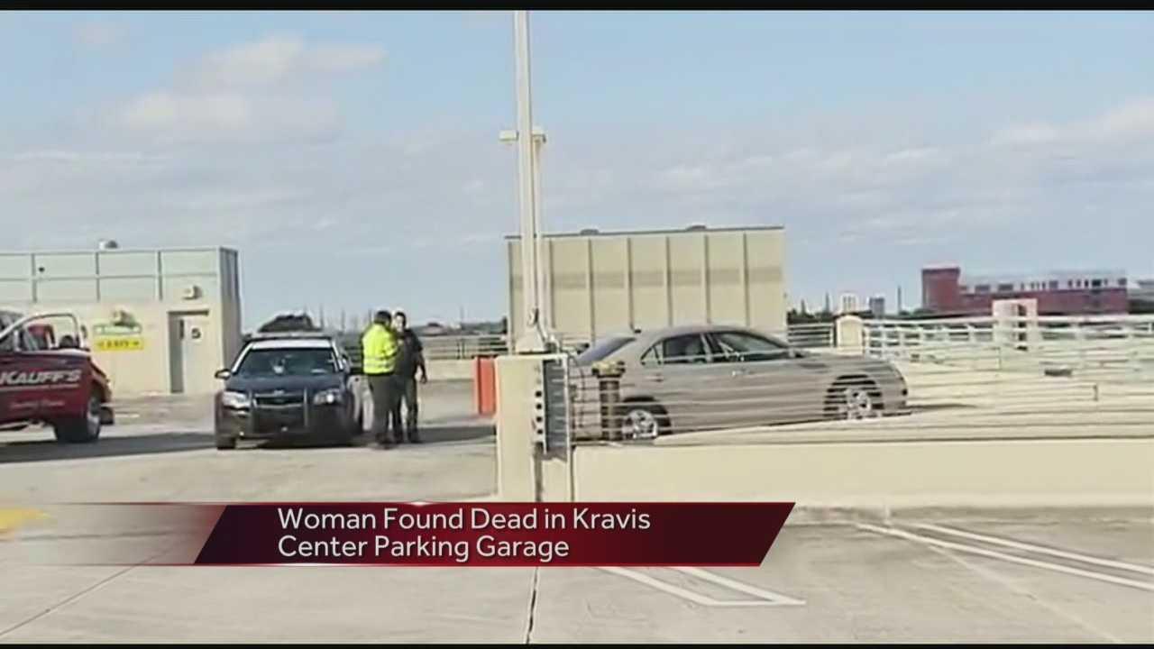 woman found dead in Kravis Center parking garage