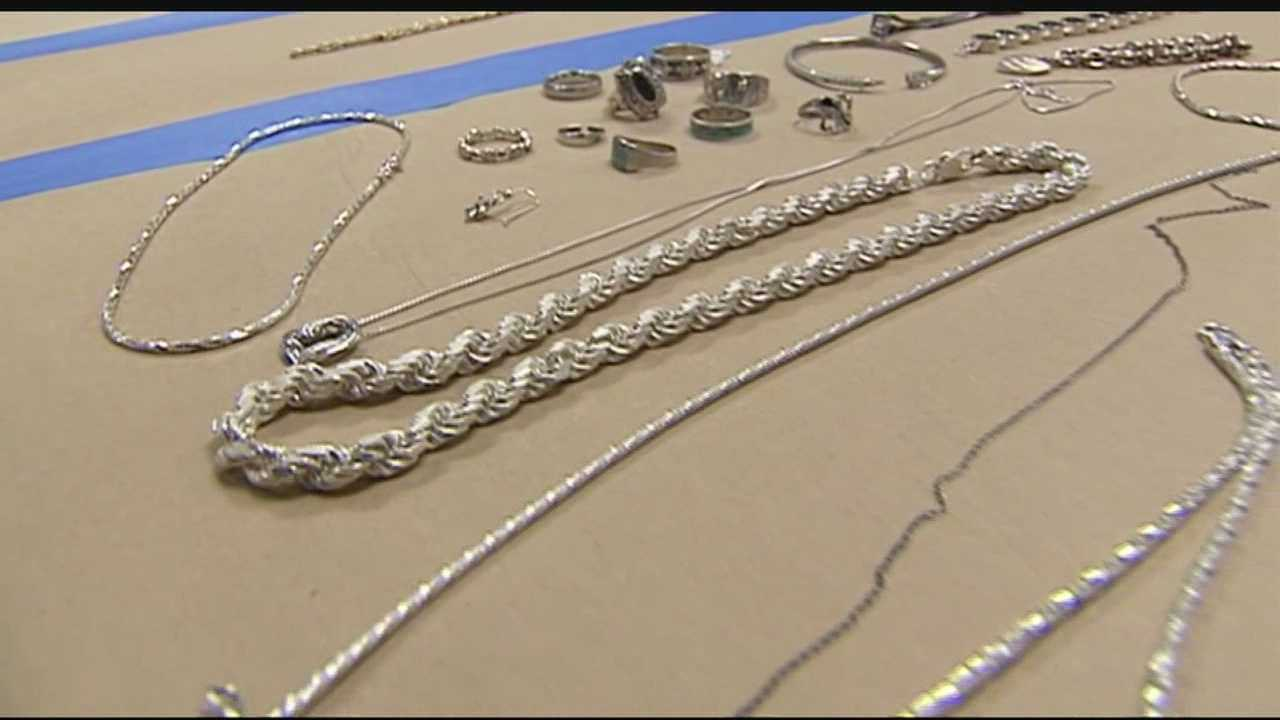 The Palm Beach County Sheriff's Office wants people to know that they may be able to reclaim stolen jewelry and other items.