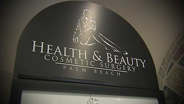 Four employees from a West Palm Beach cosmetic surgery office were arrested for allegedly practicing medicine without a license.
