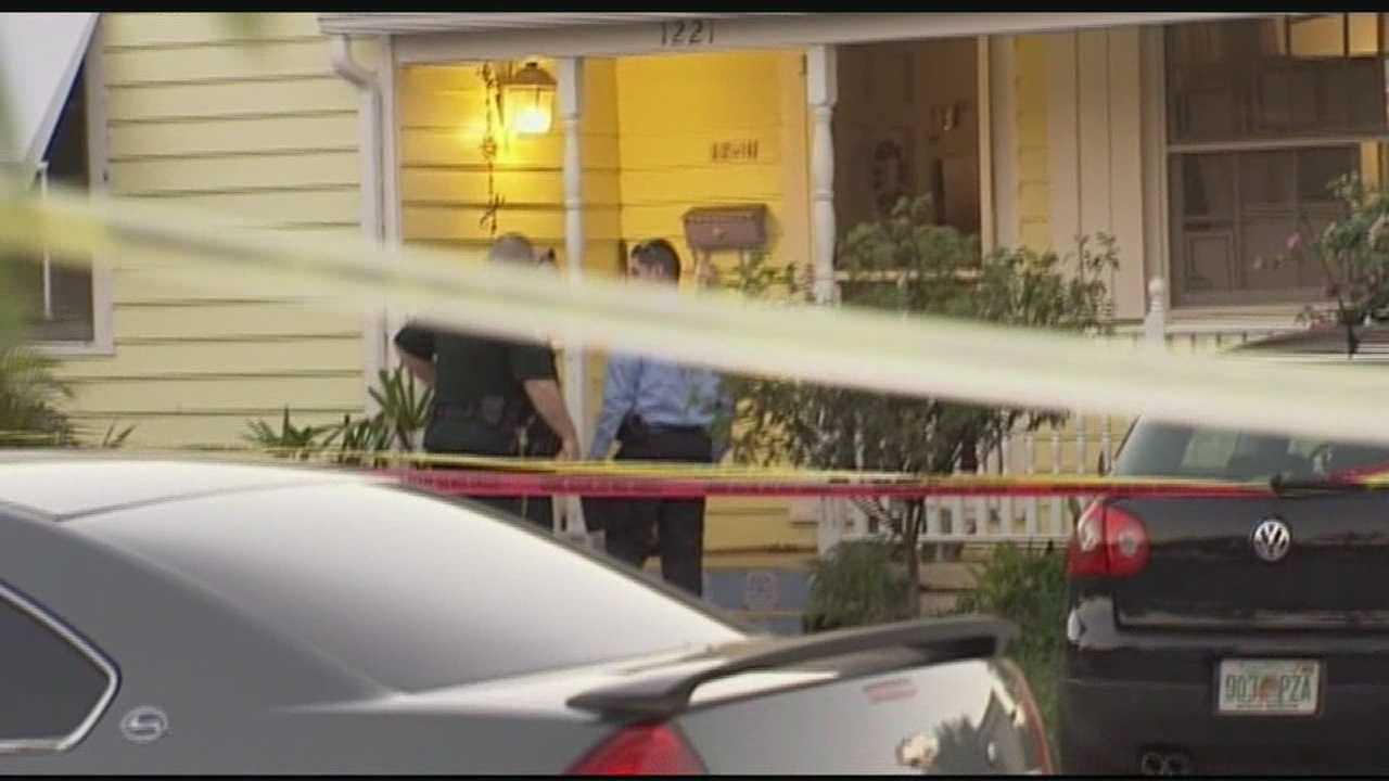 A 4-year-old girl is shot and killed inside a Lake Worth house.