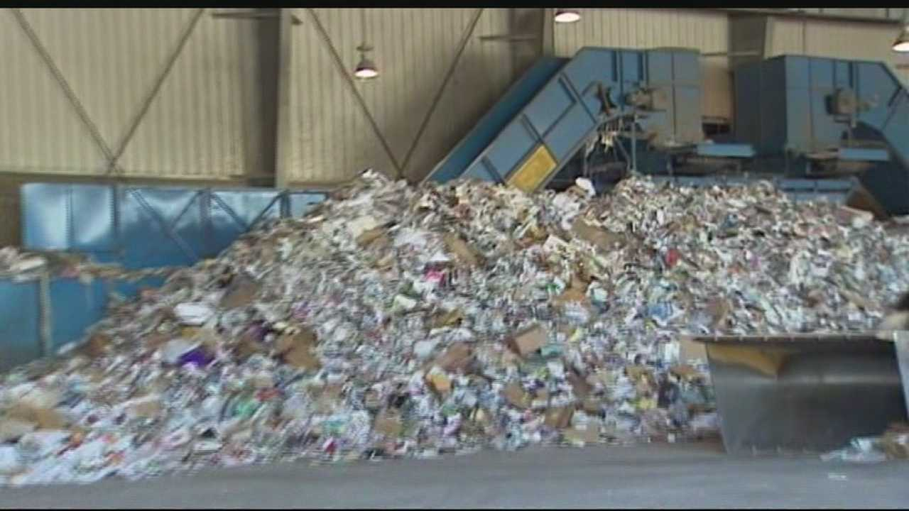 An autopsy has been scheduled for Saturday to determine the cause of death of a man who was found at a recycling facility on Friday.