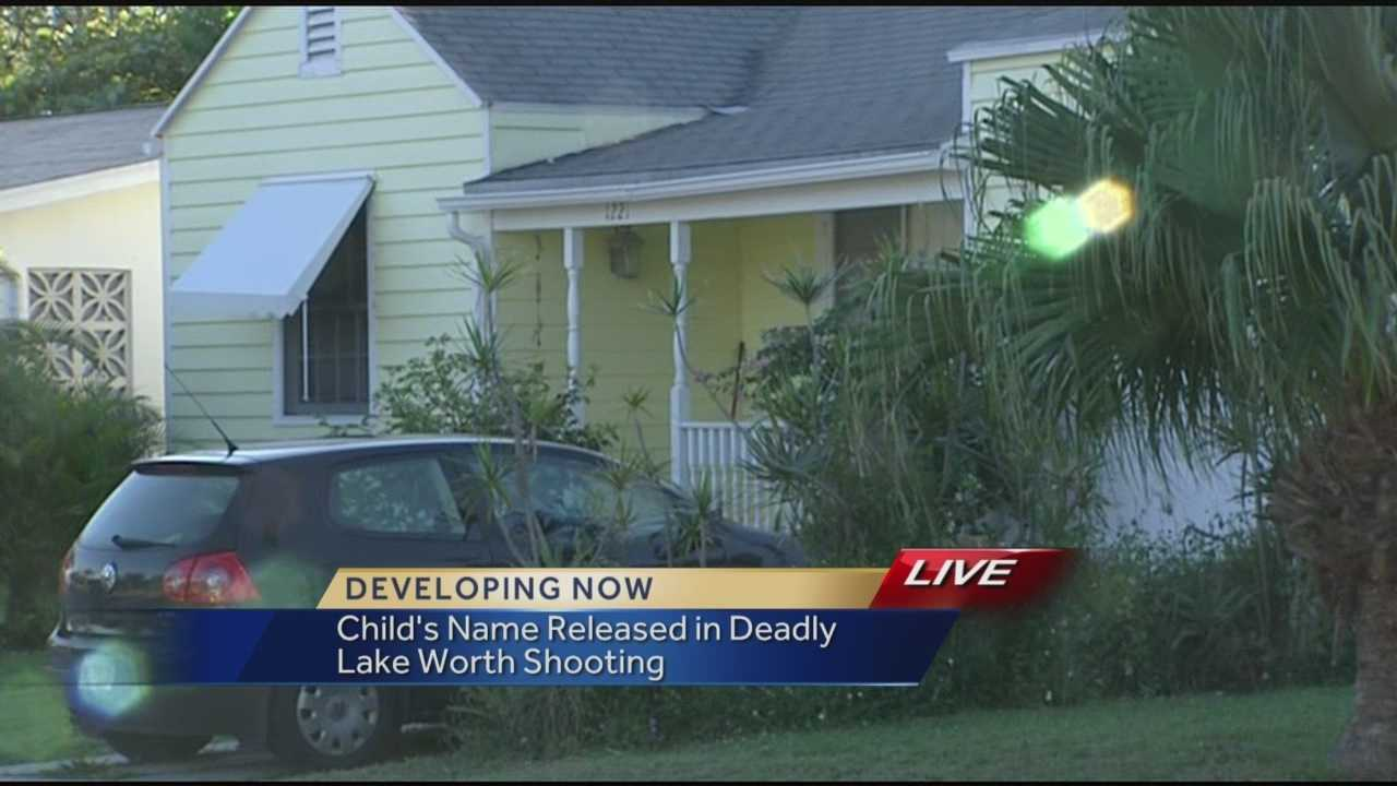 Image Girl's identity released after accidental shooting death