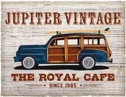 Royal Cafe in Jupiter