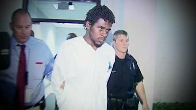Carvel Beadle, 21, allegedly told detectives he was dealing with some anger issues and just felt like killing someone.