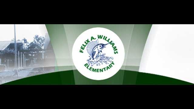 Felix A. Williams Elementary School Logo