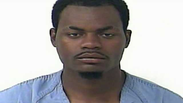 Vaurian Adams was arrested and charged with loitering and prowling after an incident in Port St. Lucie.