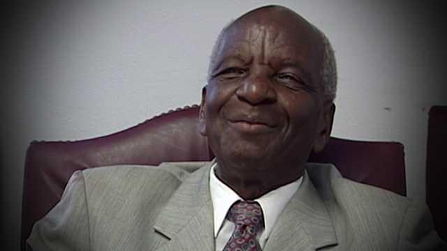 The Rev. A.C. Evans