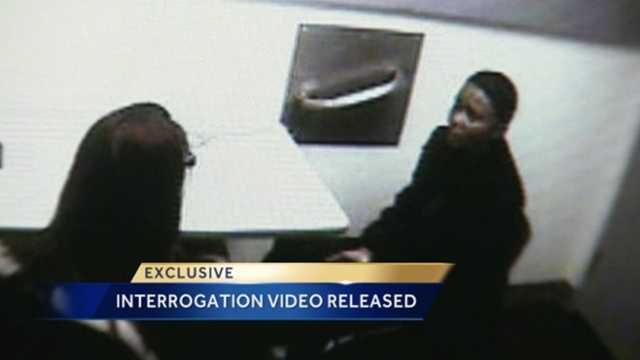 Valerie Lowe Being Interrogated