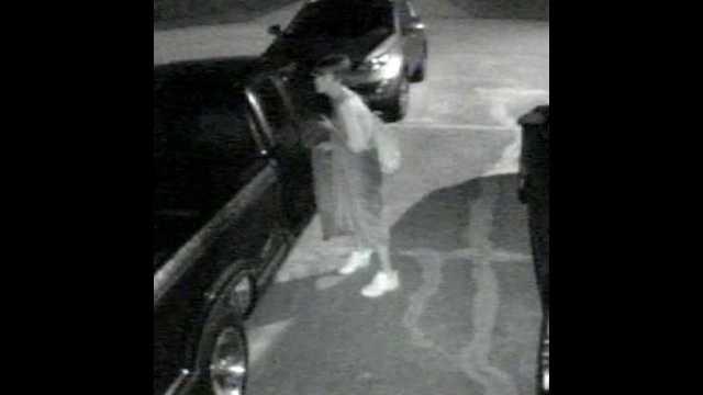 Towel Boy Surveillance Pic
