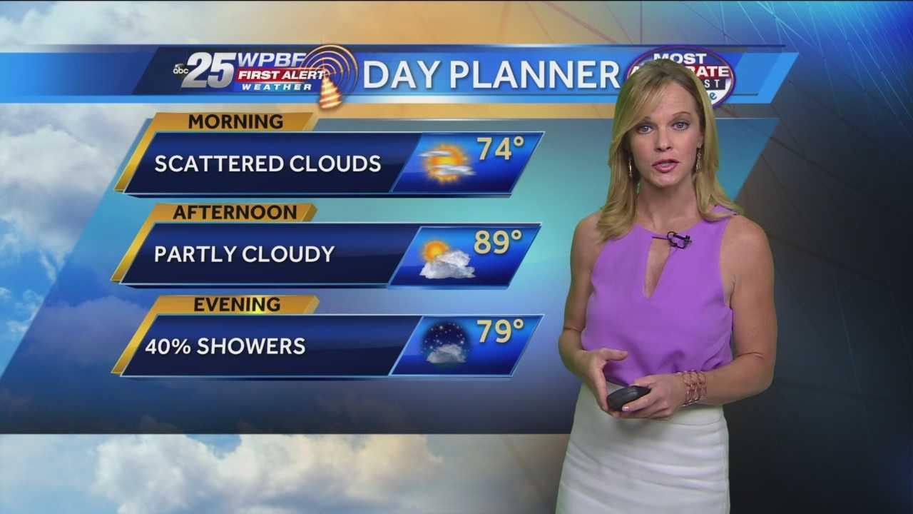 041514 Image Hot, humid, wet Tuesday ahead