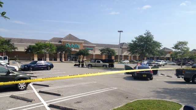 APRIL 16: A man was found dead in the Publix parking lot Wednesday morning.