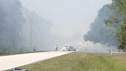 042514 Martin County Wildfire
