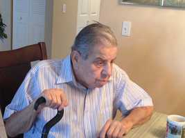 APRIL 28: Gustavo Ghattas said the Seniors vs. Crime program helped get him a $400 refund after he was a scam victim.