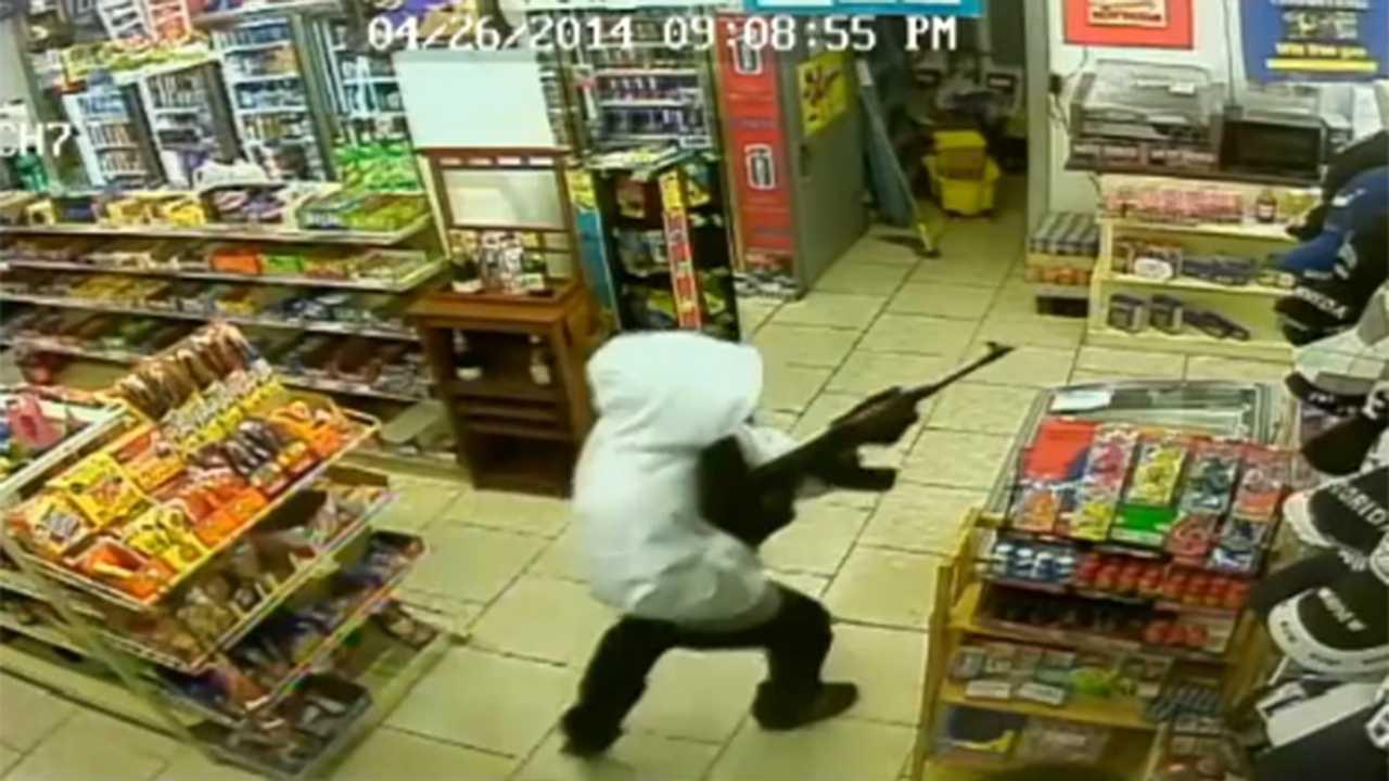 Youtube Screengrab Robbery