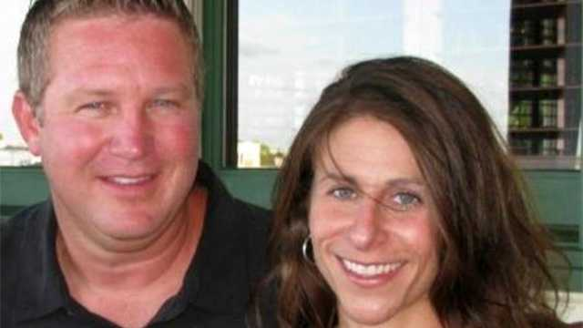 Robert Baker and his wife, Jeanna Baker, are accused of forging prescriptions and trafficking the drugs.