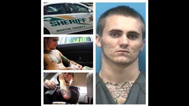 Taylor Harrison, 21, of Port St. Lucie was arrested for selling drugs to undercover narcotics detectives, according to MCSO.