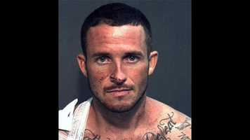 Jeremy Bryant is accused of using a variety of weapons in a violent attack on his girlfriend.
