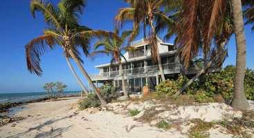 The island is a short boat trip from Key West Harbor.