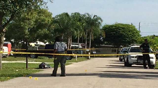 Man shot in West Palm Beach