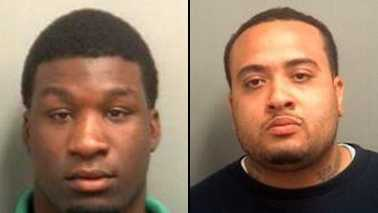 Joseph Mack and Falone Kalmar were arrested after allegedly breaking into a home in Loxahatchee over the weekend.
