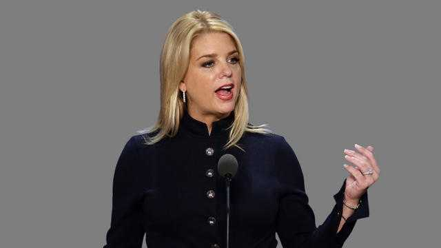 Pam Bondi, Florida Attorney General.